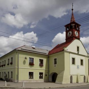 Radnice, autor: Zdeněk Polách