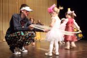 karneval deti